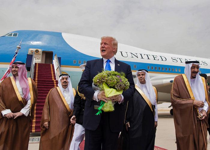 قمة سعودية أميركية تضع الأسس لشراكة استراتيجية