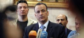 الحوثيون يهاجمون المبعوث الدولي بسبب مبادرة للتهدئة بشأن الحديدة