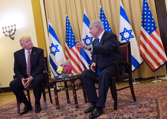 ترامب يرى فرصة نادرة للسلام لكنه لا يعرف كيفية اقتناصها