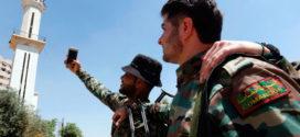 القوى المتصارعة بسوريا تتنافس على مثلث الموت
