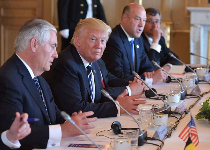 توسيع دور الحلف الأطلسي في مكافحة الإرهاب