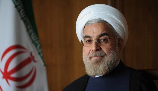 عندما هرب الرئيس روحاني!