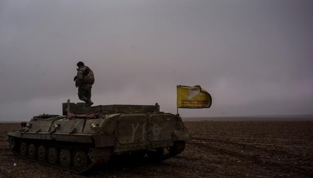 تحرير الرّقة والانقسام العربي الكردي