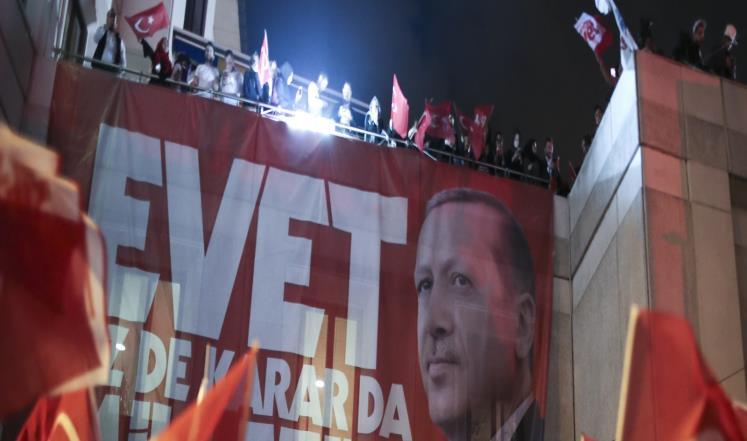 هل يمهد نجاح الاستفتاء لمصالحة تركيا مع أوروبا؟