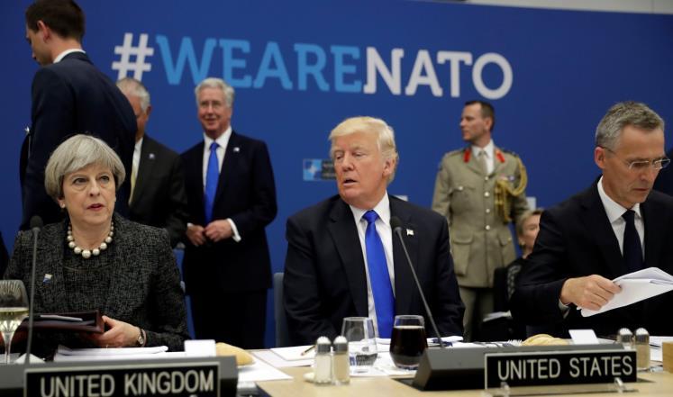 ما يحتاجه الناتو من ترمب
