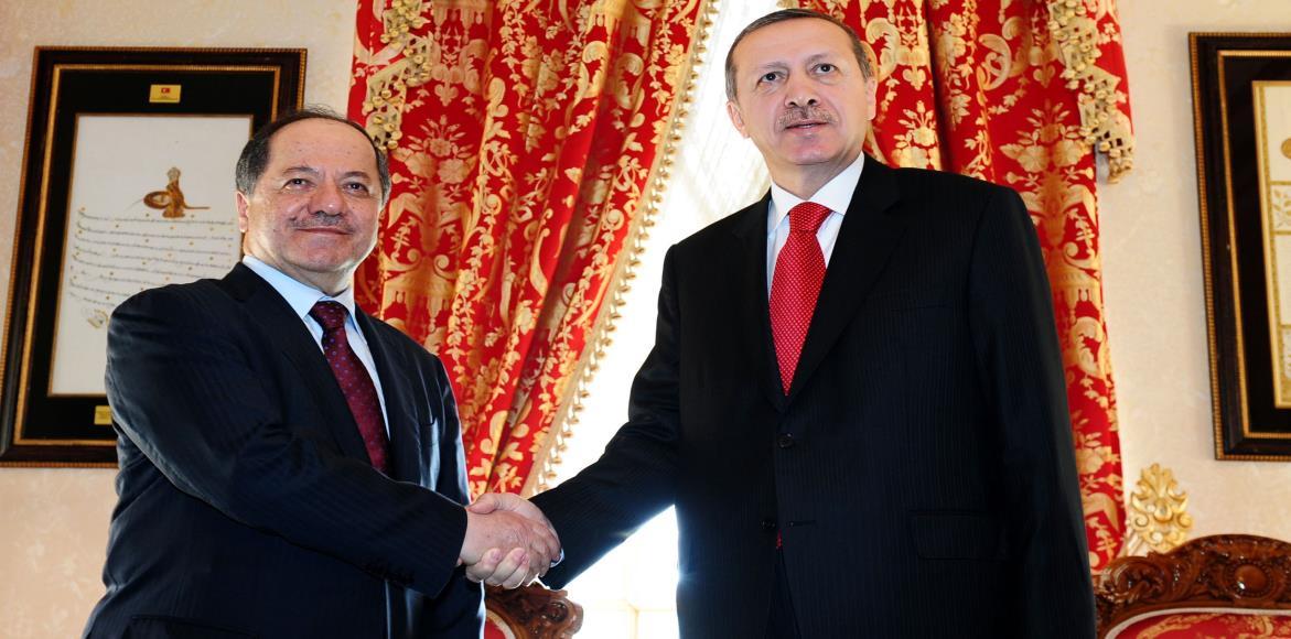 الأبعاد الدولية لمسألة استقلال كردستان العراق