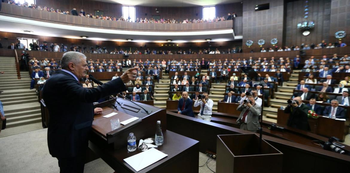 انعكاسات النظام الرئاسي بتركيا على حزب العدالة والتنمية