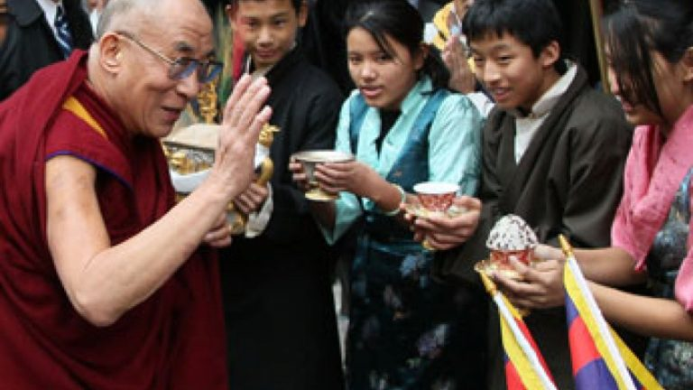 عامل الدلاي لاما في العلاقات الصينية-الهندية