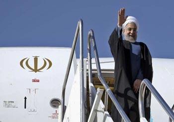 الطيران في أجواء إيران الصديقة نحو الانتصار
