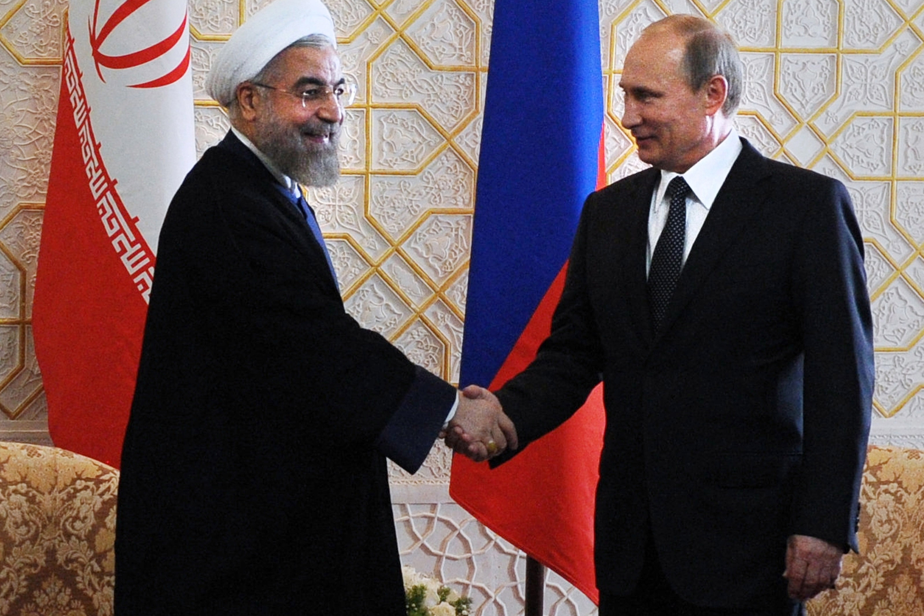 إيران وروسيا وعقيدة المكان