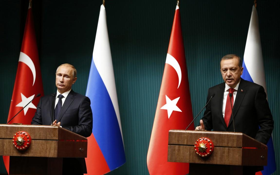 حقبة جديدة من العلاقات التركية الروسية