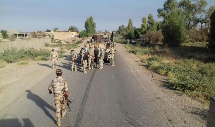 تنظيم الدولة يضرب بالأنبار بعد تفجيرين في بغداد