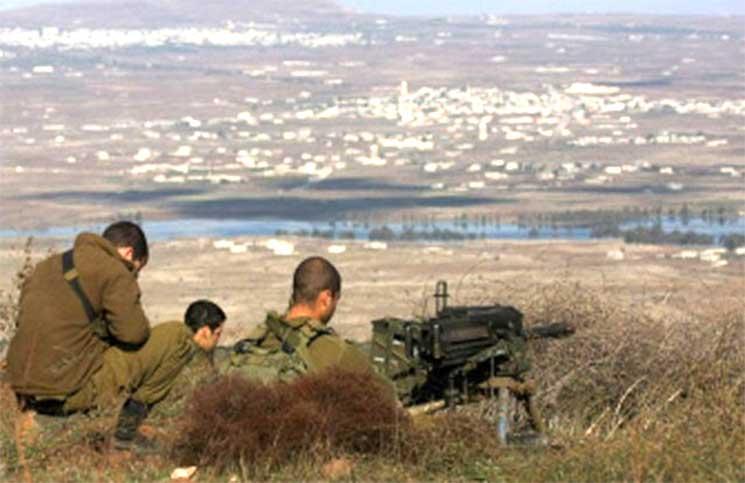 إسرائيل توّسع مشاريع سلب المياه الجوفية في الجولان