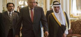 الجبير في القاهرة لتنسيق المواقف بشأن الأزمة مع قطر