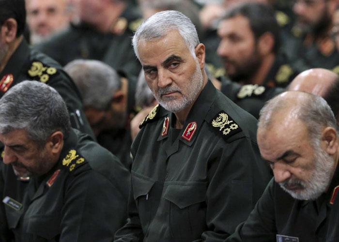 قاسم سليماني يقود معركة البادية السورية
