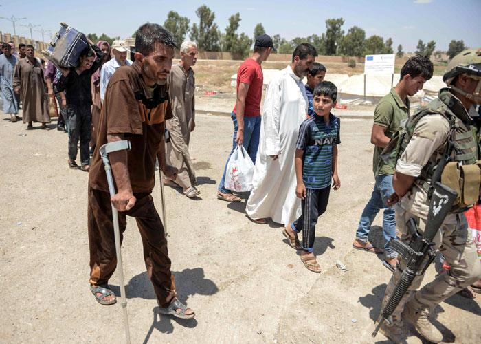 استعادة المدينة القديمة تنهي معارك داعش الكبرى في الموصل