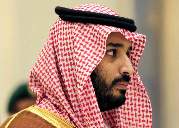 الأمير محمد بن سلمان وليا للعهد في السعودية