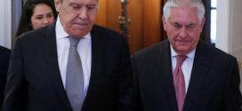لافروف يدعو تيلرسون إلى منع 'استفزاز' قوات الأسد