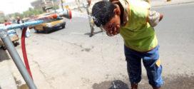 موجة الحر في العراق.. أغسطس اللاهب يصل في يونيو
