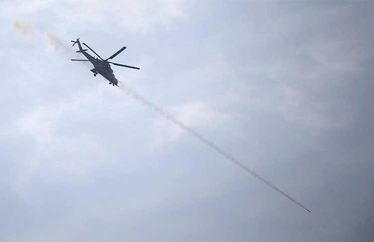 طائرة عراقية تستهدف بالخطأ موقعاً للشرطة غرب الموصل