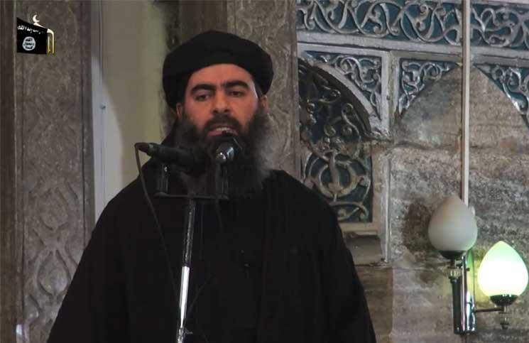 روسيا تحقق في مقتل البغدادي في إحدى غاراتها على الرقة… ومصدر عسكري سوري: مقتله سيدعم زحفنا نحو الرقة