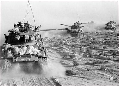 حرب الأيام الستة: مظلي إسرائيلي وروائي فلسطيني يستذكران الصراع قبل 50 عاماً