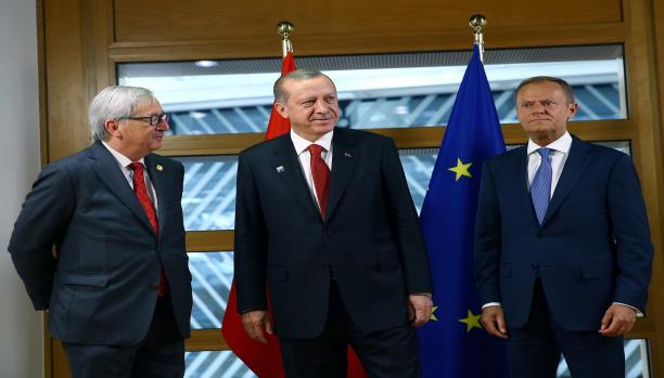 أوروبا وتركيا: تهدئة وإعادة ترتيب لملفات التعاون