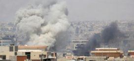 القوات العراقية تتقدم بحي الشفاء والموصل القديمة