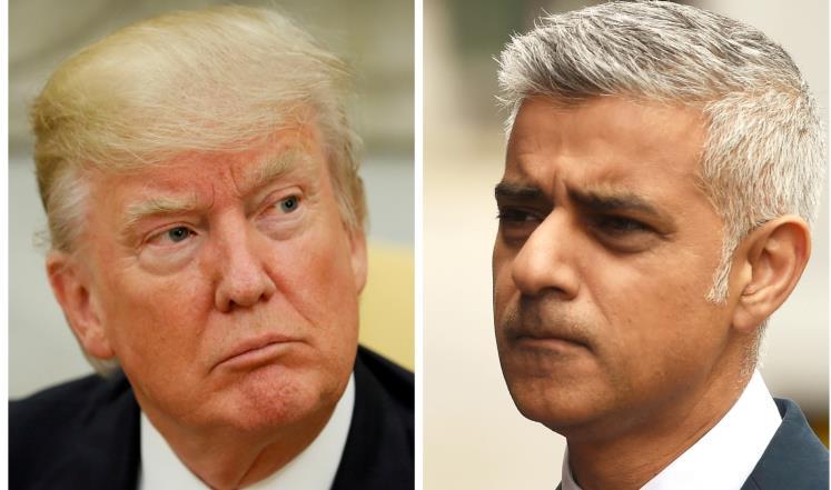 عمدة لندن لترمب: لن ندعك تزرع الانقسامات بمجتمعاتنا
