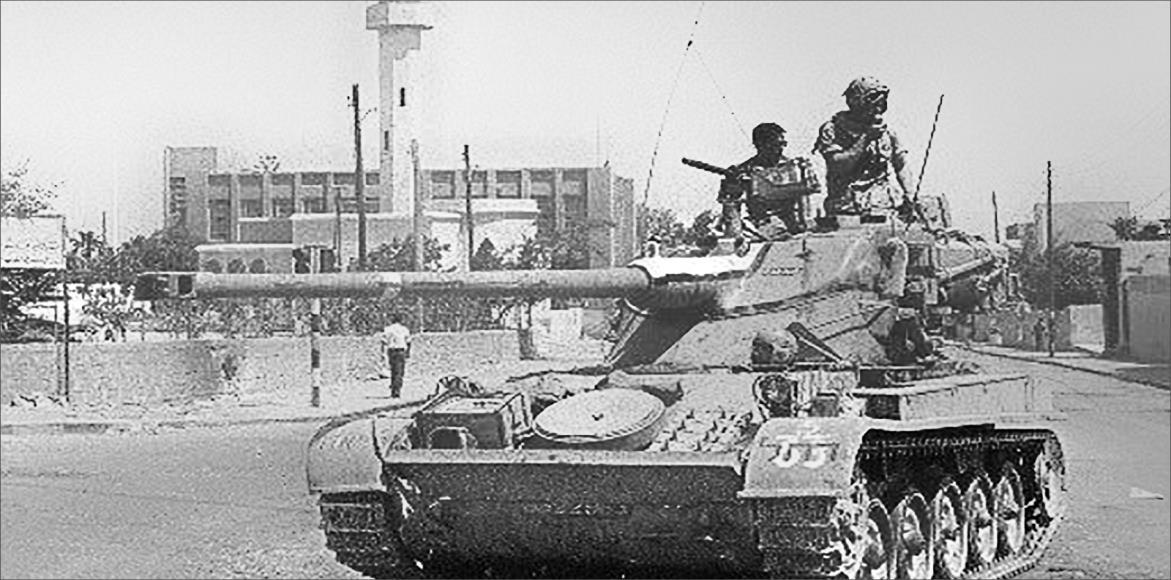 حرب الأيام الستة في ذكراها الخمسين