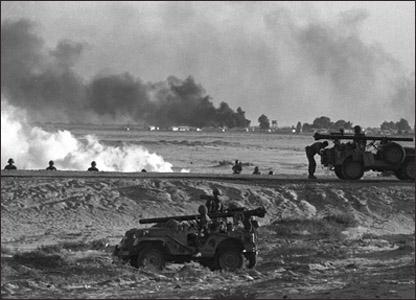 80 دقيقة من حرب 1967 غيرت خريطة الشرق الأوسط