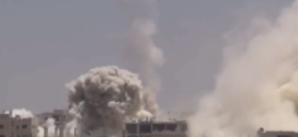اشتباكات بالغوطة وقتلى في قصف صاروخي بحلب