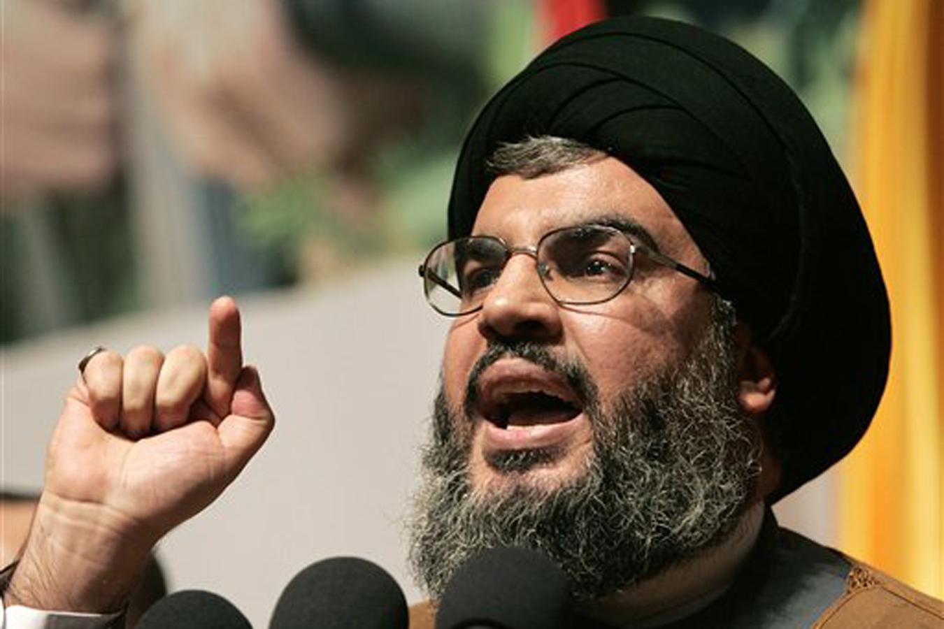 نصرالله لتحويل لبنان «قاعدة شيعية»
