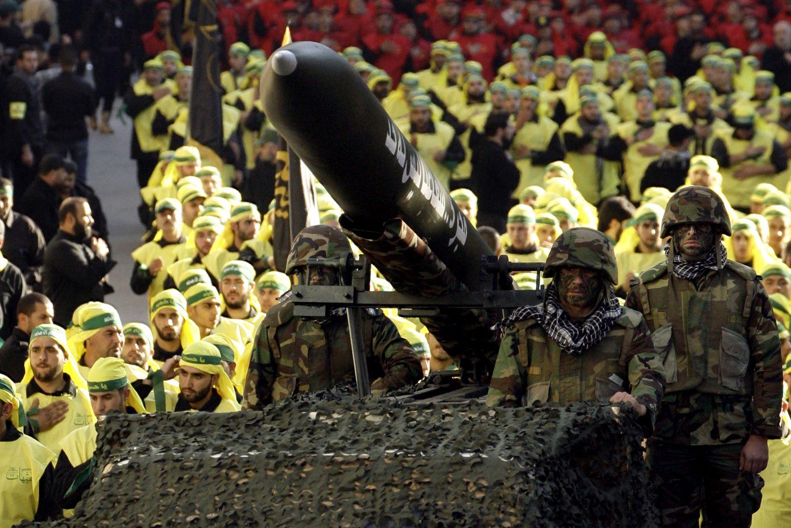 هل صار حزب الله هدفا عسكريا أميركيا في سوريا