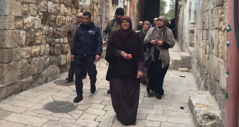 الاستهداف الإسرائيلي للقدس..ديموغرافياً ودينياً وأمنياً