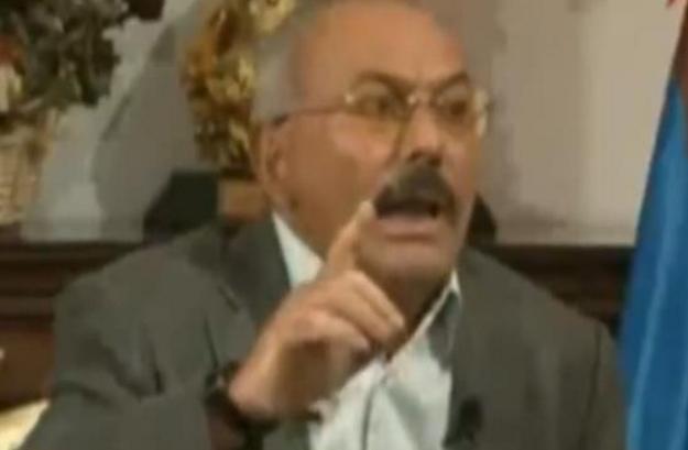 صالح مستمر بدعم الحوثيين ويتحدث عن مخزون صواريخ