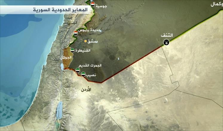 الجيش الحر ينفي وصول قوات الأسد لحدود العراق