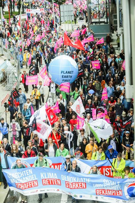 قمة مجموعة العشرين 2017: الخلافات أكثر من التفاهمات