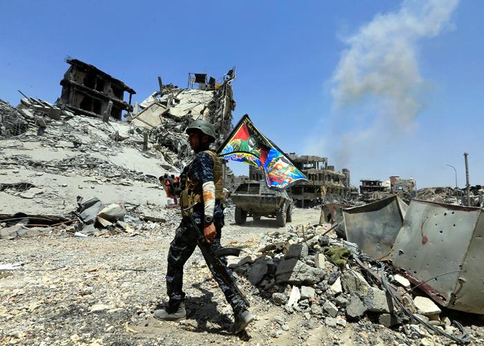 لا خطط لما بعد معركة الموصل إلا خطط تركيا وإيران