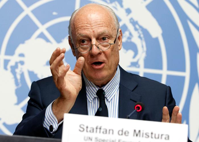 وقف إطلاق النار المترنح في جنوب سوريا يطغى على مباحثات جنيف