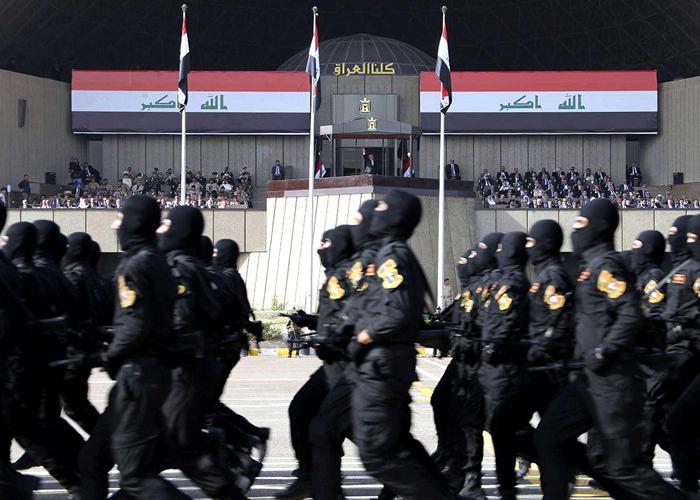 استعراض عسكري يضم الحشد تمهيدا لدور أكبر في مستقبل العراق