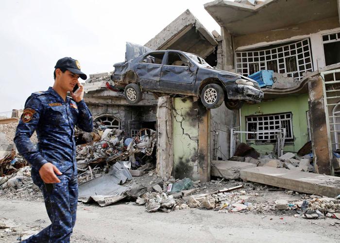 العراق أمام معضلة تمويل إعادة إعمار الموصل