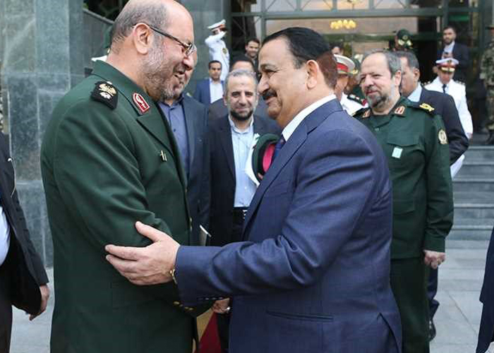 إيران تكبّل عراق ما بعد داعش باتفاقية أمنية