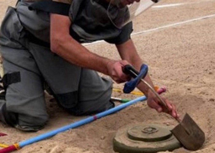 الألغام الأرضية تهدد المدنيين في ليبيا