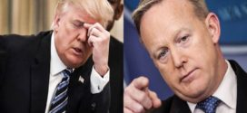 استقالة المتحدث باسم البيت الأبيض بعد خلاف مع ترامب