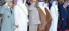 نشطاء ليبيون يستنكرون افتتاح قاعدة عسكرية مصرية على حدود بلادهم