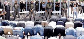 الدرس من حصار المسجد الأقصى