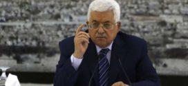 عباس يدعو القيادة الفلسطينية لاجتماع عاجل لبحث التطورات في الأقصى