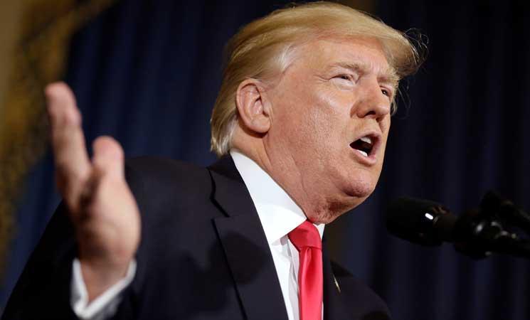 """ترامب يعتبر برنامج مساعدة فصائل المعارضة السورية """"خطير وغير فعال"""""""