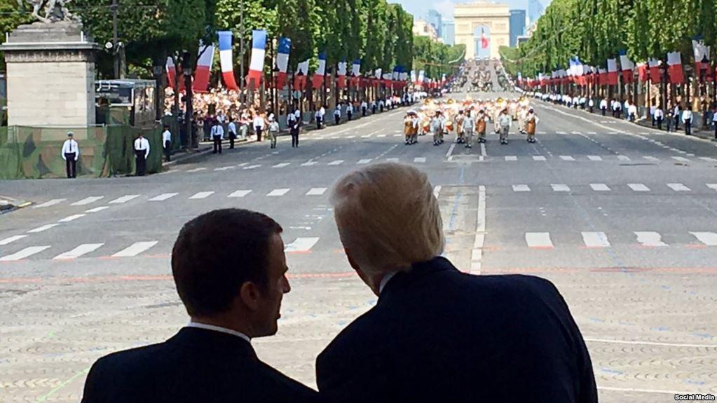 خواطر من باريس في ذكرى الباستيل ونيس